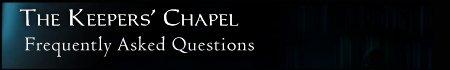 KeepersChapel title-faq