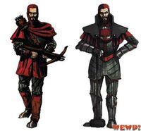 Hammer warriors