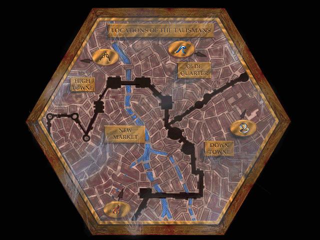 Keeper map tg