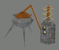 DromEd Object Model lab