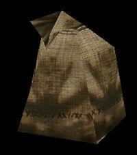DromEd Object Model sandbag2