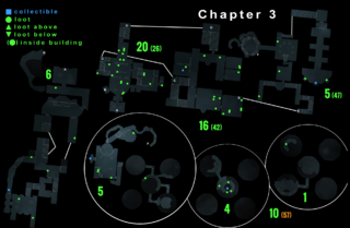 Chapter 3 Loot Map