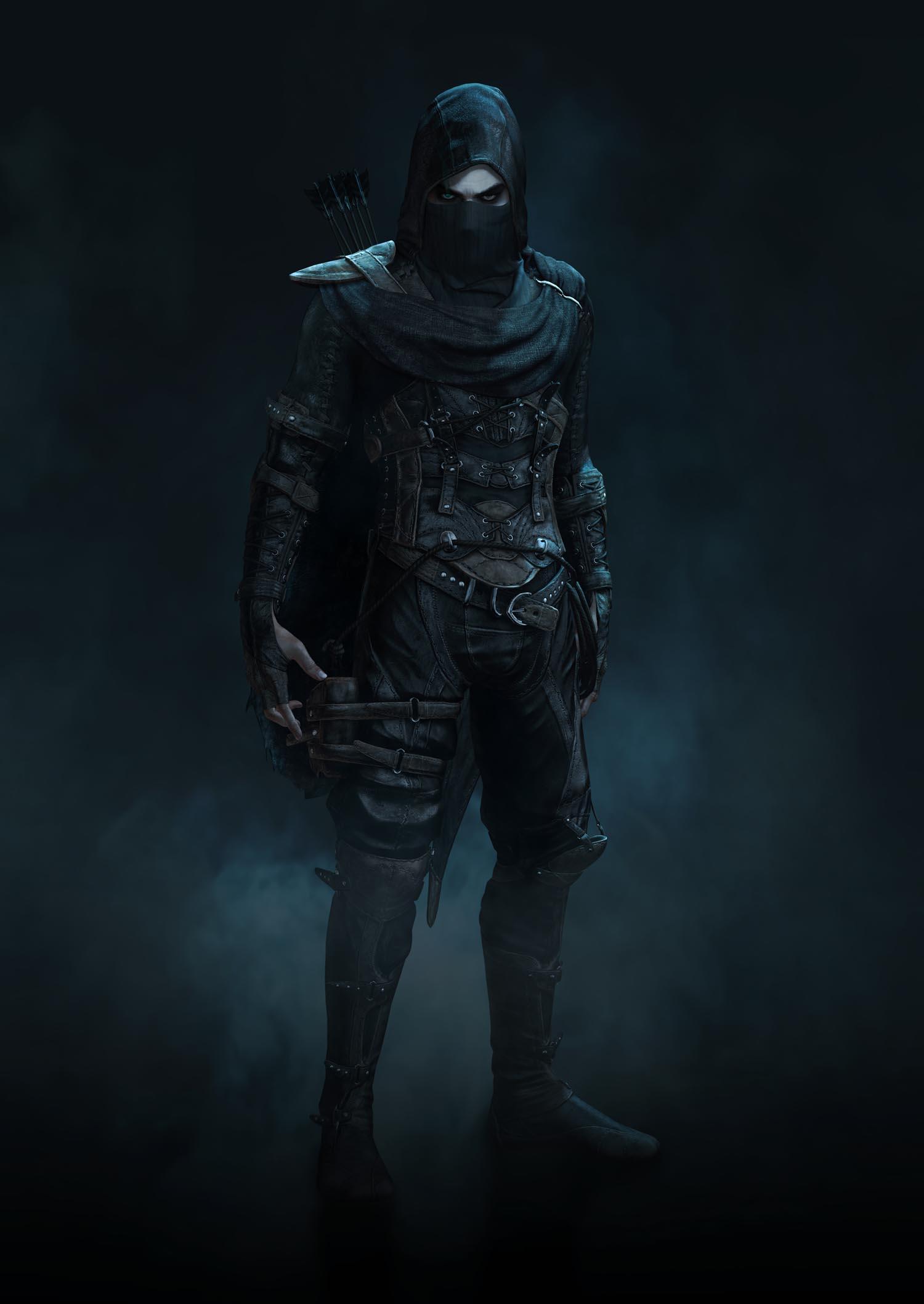 Risultati immagini per Thief 2014 garrett