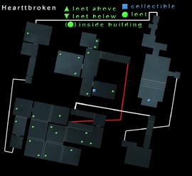 Heartbroken Loot Map quick fix