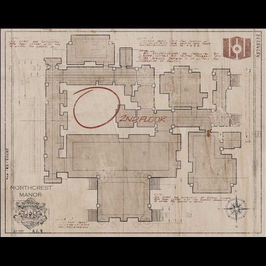 Manor Floor Plan