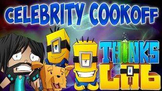 Minecraft Mods Thinks Lab - Celebrity Cookoff! Minecraft Roleplay
