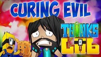 Minecraft Mods Think's Lab - Curing Grape Jelly! Minecraft Roleplay