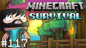 Minecraft Survival - Part 117 - Back To The Ocean Monument-2