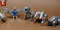 WST Dinorobots