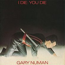 I Die You Die cover
