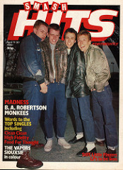 Smash Hits April 17 1980 - Madness cover