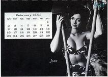 1964-02 calendar