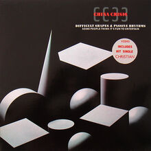 Difficult Shapes LP front