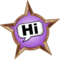 Badge - Say Hi