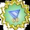 Badge - 60 Dedicated