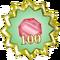 Badge - 100 Addicted