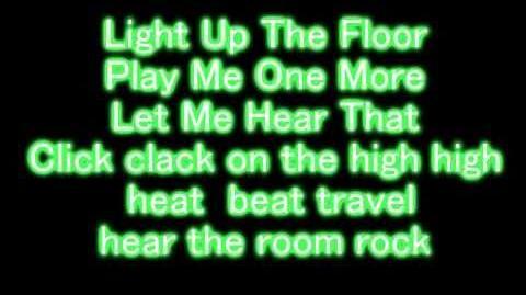 Shake it Up - Watch Me - Bella & Zendaya - Lyrics on Screen HD