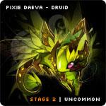 Pixiedaeva druid