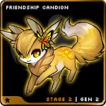 Candion friendship