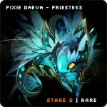 Pixiedaeva priestess