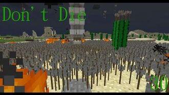 Don't Die Minecraft 30 Half Way Suited!