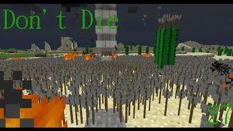 Don't Die Minecraft 27 GOGETTHOSEGECKOS!