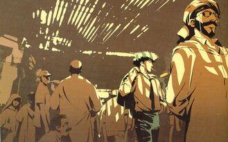 Market cowboy bebop spike spiegel 1920x1200 wallpaper www.wallpaperhi.com 21