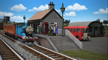 Thomas'Shortcut