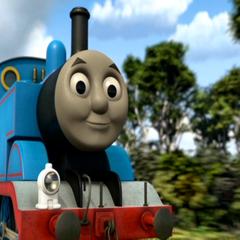 Thomas in Hero of the Rails