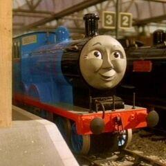 Edward in the fourth season