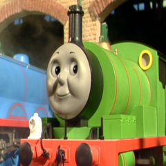 Percy in the tenth season