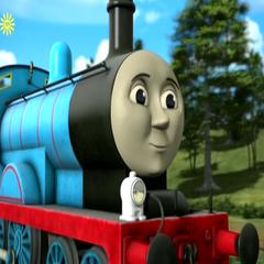 Edward in the eighteenth season