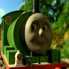 Percy in the eleventh season