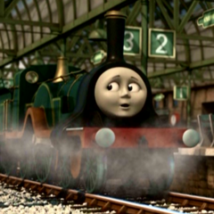 Emily in Day of the Diesels
