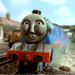 Gordon in the fifth season
