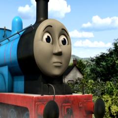 Edward in Blue Mountain Mystery