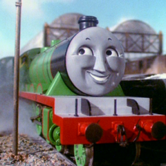 Henry in the second season