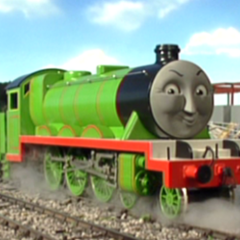 Henry in Calling All Engines!