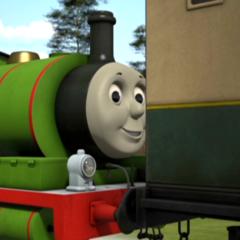 Percy in the seventeenth season