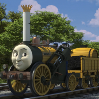 Stephen in The Great Race