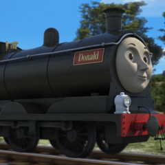 Donald in the twentieth season