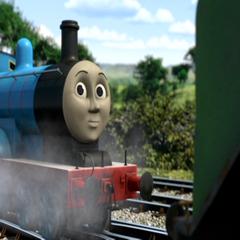 Edward in full CGI
