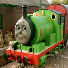 Percy in the sixth season