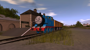 Si3d new 2012 thomas model by theyoshipunch-d6uhv8n