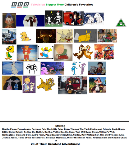 File:BBC Television Biggest More Children's Favourites (1997).png