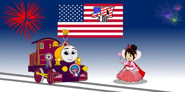 File:Lady & Vanellope celebrate the 4th of July.png