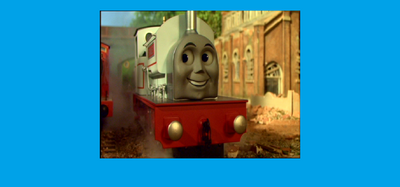 Stanley in Thomas and Friends the Magical Railroad Adventures