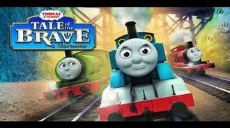 Thomas & Friends Tale of the Brave Full Movie