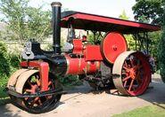 Skullz the steamroller