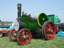 AwesomeLaySliker the Traction Engine